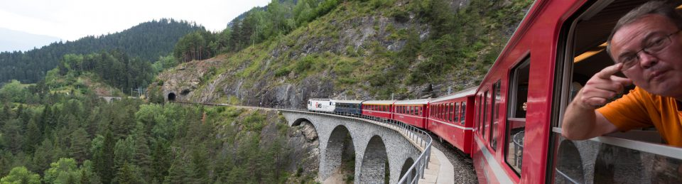 The Great Circular European Railway Challenge